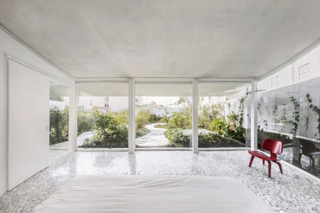 Дом в самом центре Мехико от студии Zeller & Moye 2