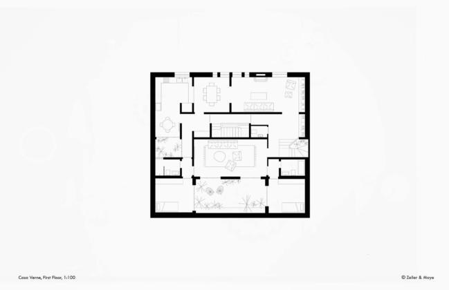 Дом в самом центре Мехико от студии Zeller & Moye 26