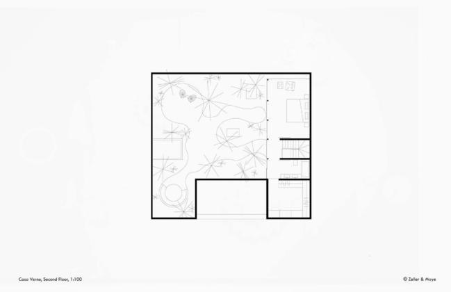 Дом в самом центре Мехико от студии Zeller & Moye 27