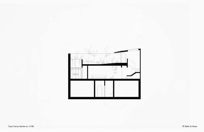 Дом в самом центре Мехико от студии Zeller & Moye 29