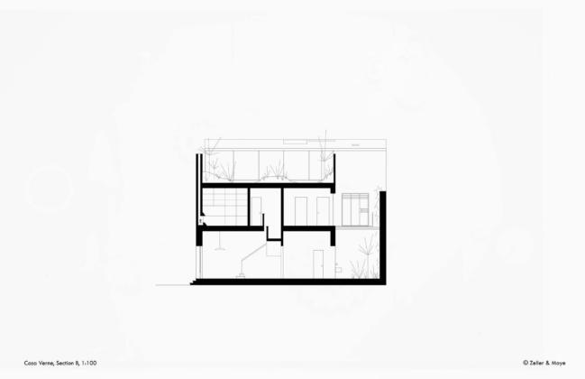 Дом в самом центре Мехико от студии Zeller & Moye 30