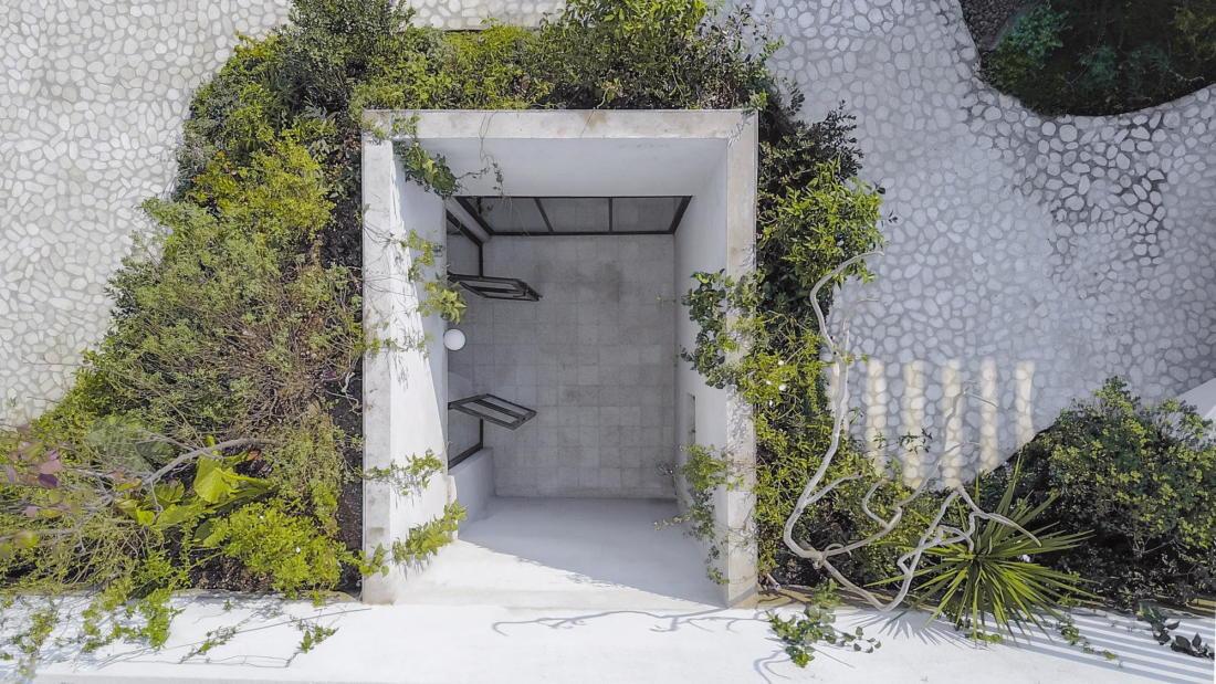 Дом в самом центре Мехико от студии Zeller & Moye 5