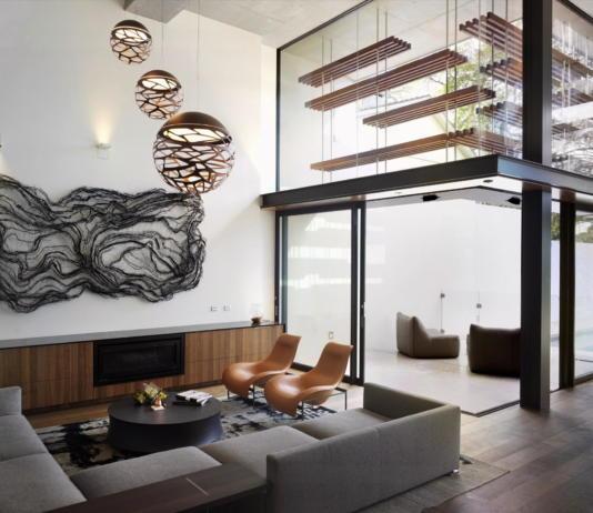 Просторный дом в Австралии от студии Rolf Ockert Design 1