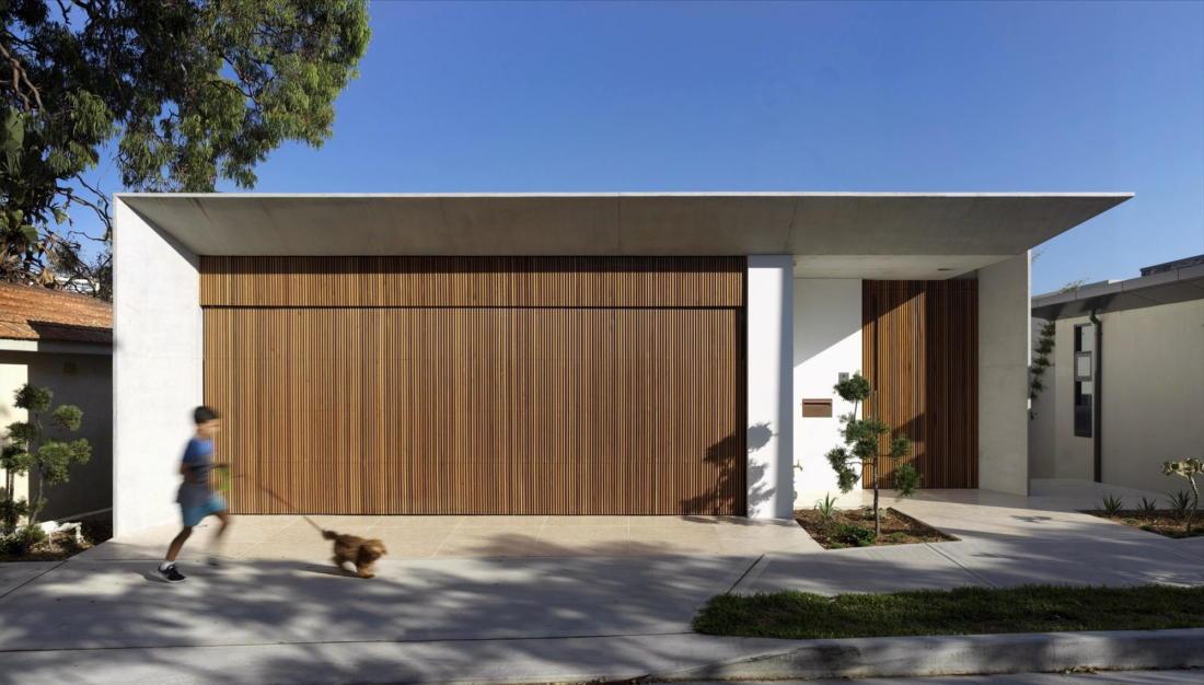 Просторный дом в Австралии от студии Rolf Ockert Design 10