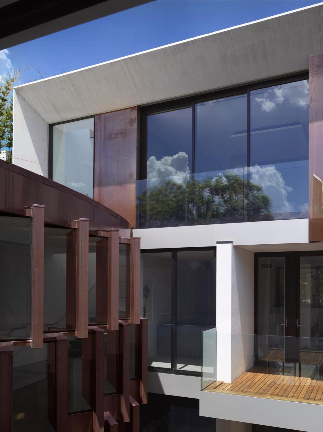 Просторный дом в Австралии от студии Rolf Ockert Design 11