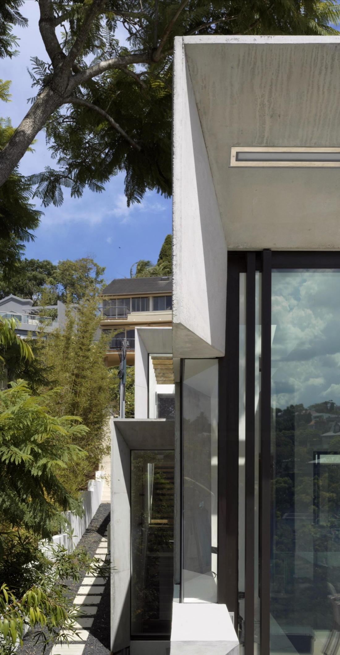 Просторный дом в Австралии от студии Rolf Ockert Design 12
