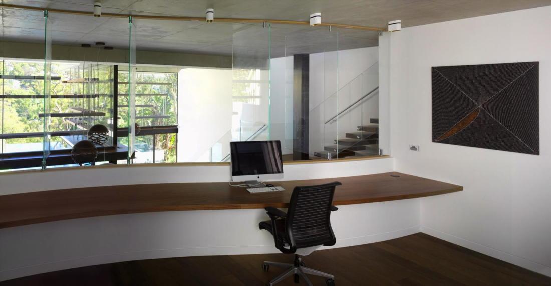 Просторный дом в Австралии от студии Rolf Ockert Design 15