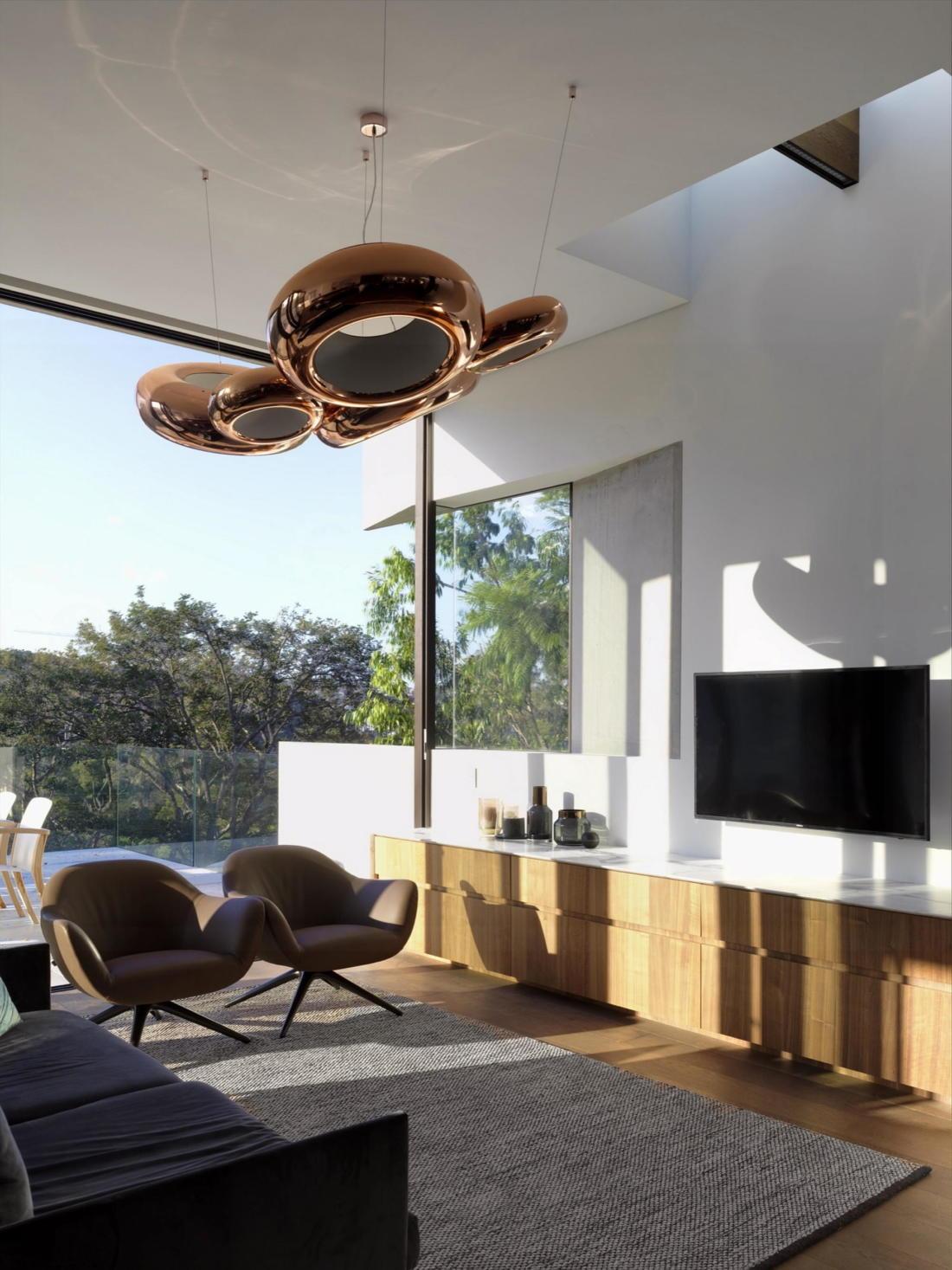 Просторный дом в Австралии от студии Rolf Ockert Design 16