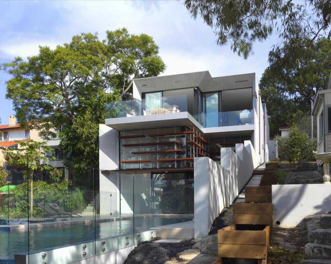 Просторный дом в Австралии от студии Rolf Ockert Design 17