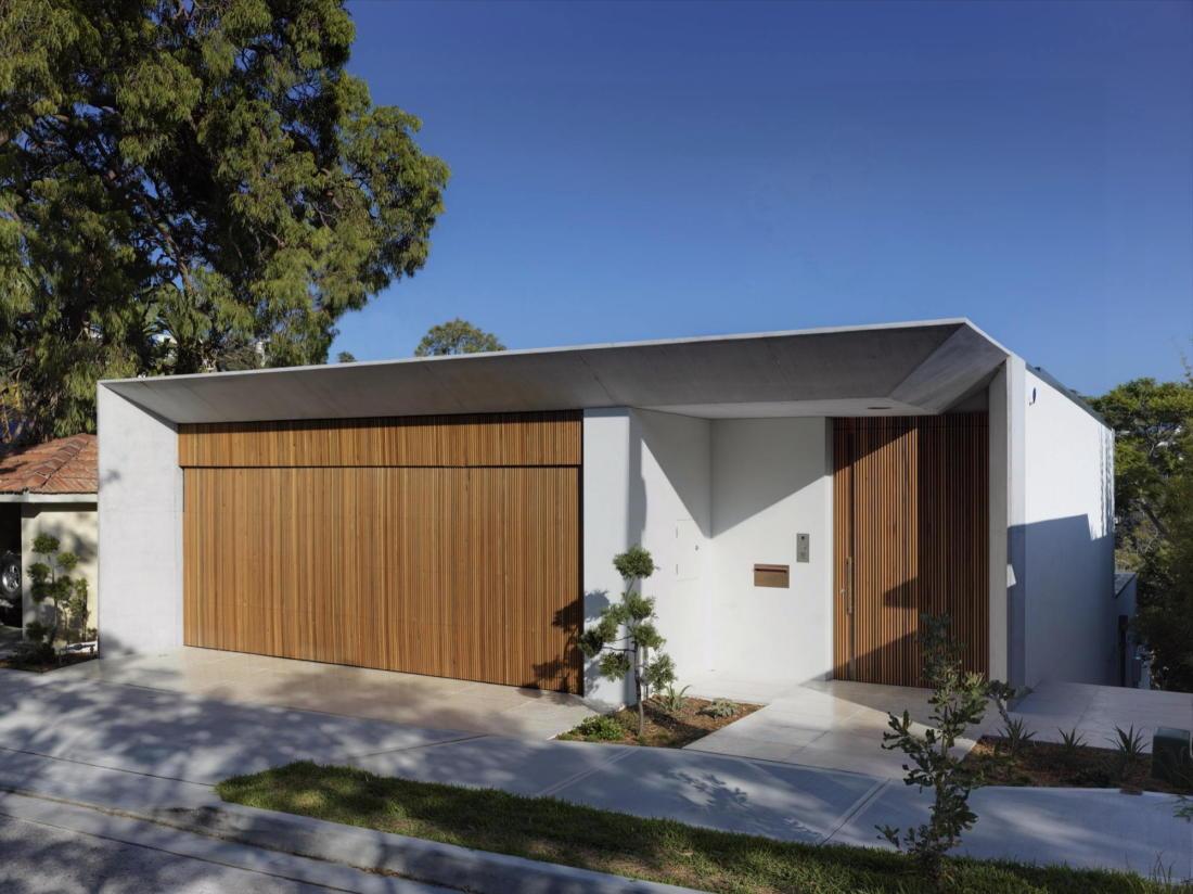 Просторный дом в Австралии от студии Rolf Ockert Design 2