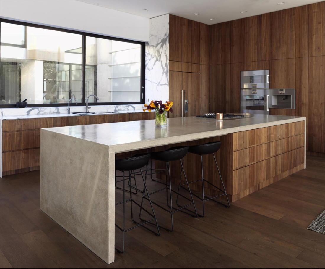 Просторный дом в Австралии от студии Rolf Ockert Design 20
