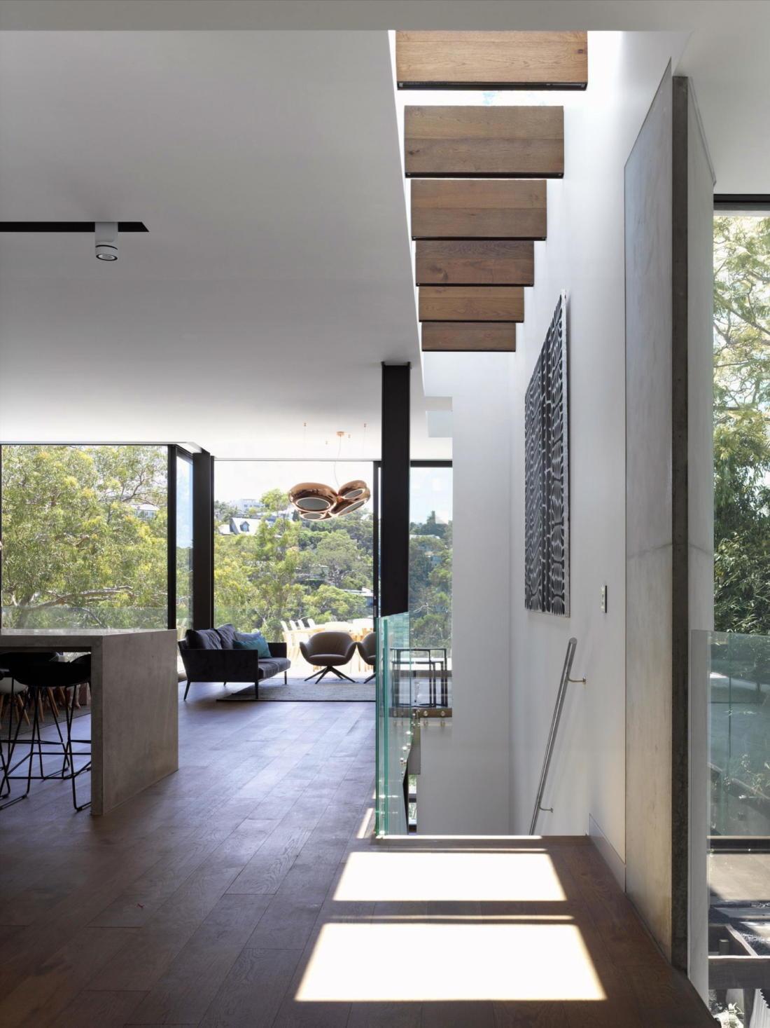 Просторный дом в Австралии от студии Rolf Ockert Design 21