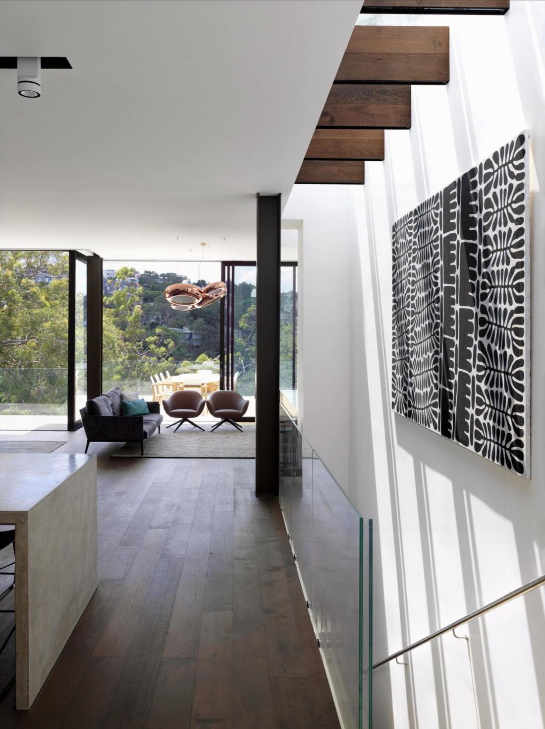 Просторный дом в Австралии от студии Rolf Ockert Design 27