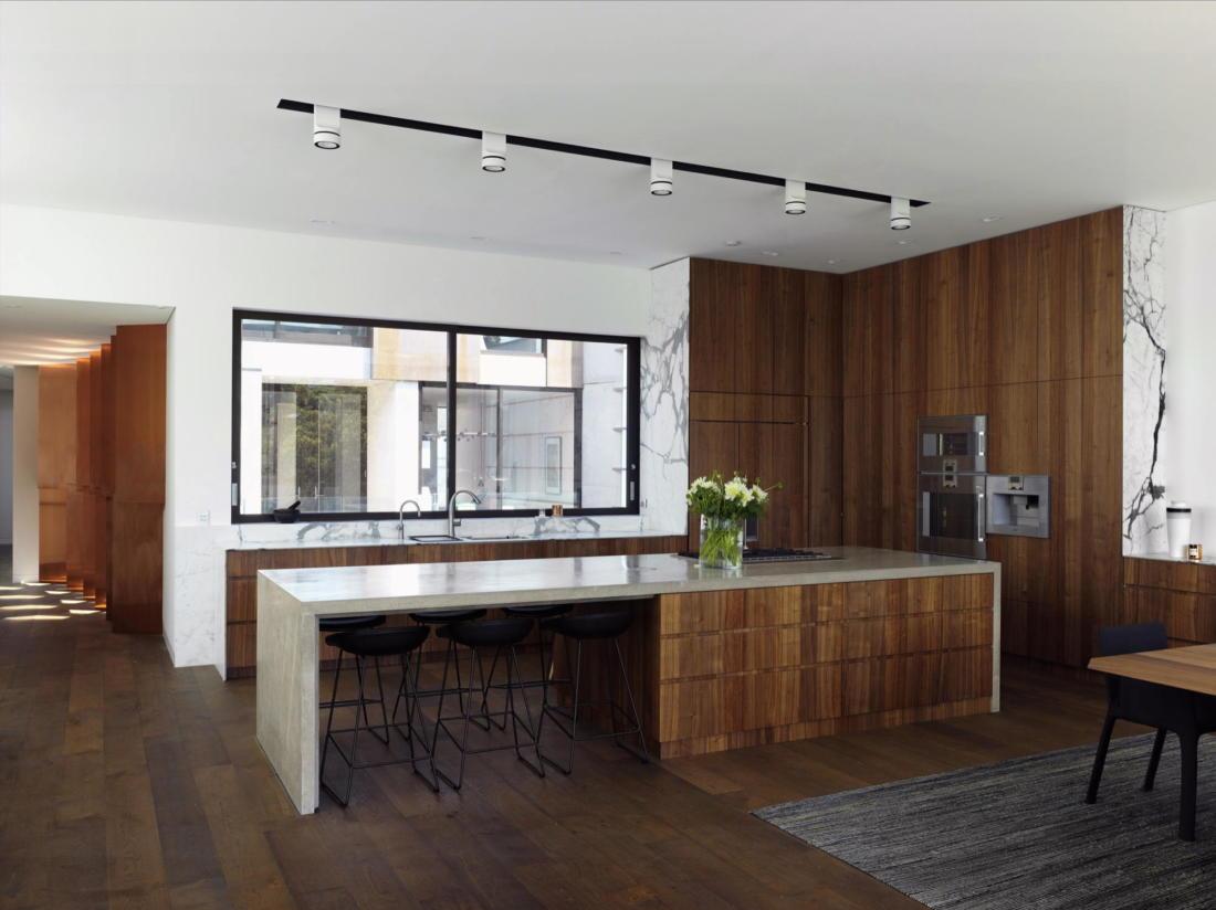 Просторный дом в Австралии от студии Rolf Ockert Design 29