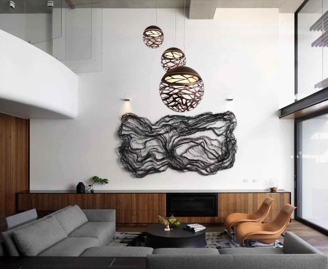 Просторный дом в Австралии от студии Rolf Ockert Design 33