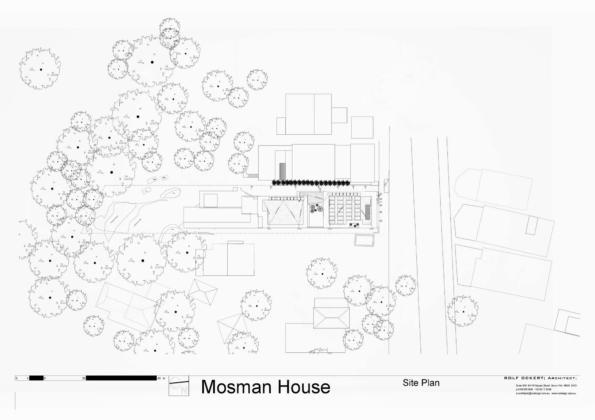 Просторный дом в Австралии от студии Rolf Ockert Design 34