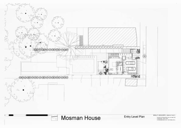 Просторный дом в Австралии от студии Rolf Ockert Design 35