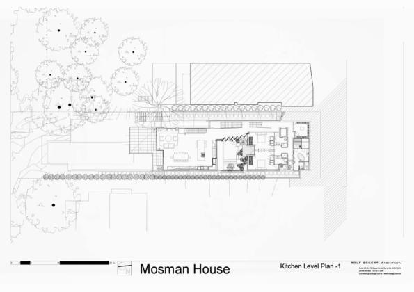 Просторный дом в Австралии от студии Rolf Ockert Design 36