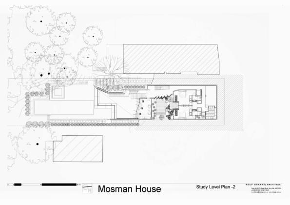 Просторный дом в Австралии от студии Rolf Ockert Design 37