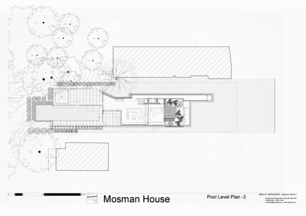 Просторный дом в Австралии от студии Rolf Ockert Design 38