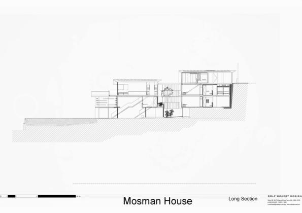 Просторный дом в Австралии от студии Rolf Ockert Design 39