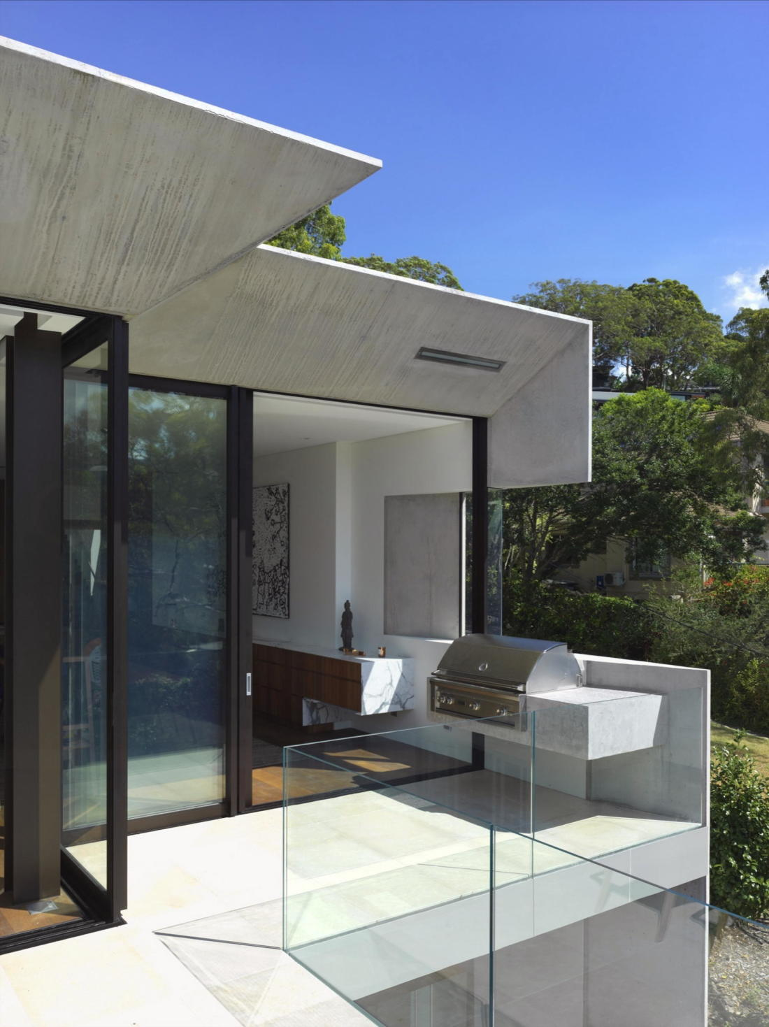 Просторный дом в Австралии от студии Rolf Ockert Design 5