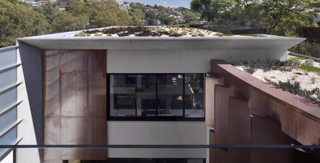Просторный дом в Австралии от студии Rolf Ockert Design 8