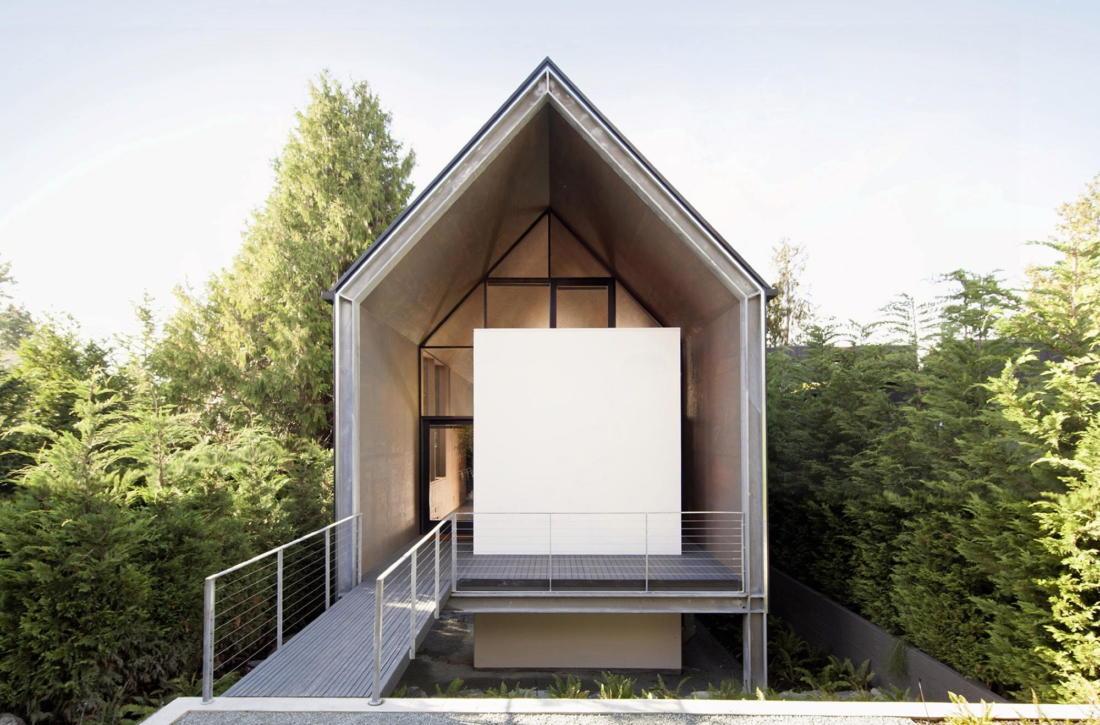 The Junsei House – проект ателье Suyama Peterson Deguchi 1