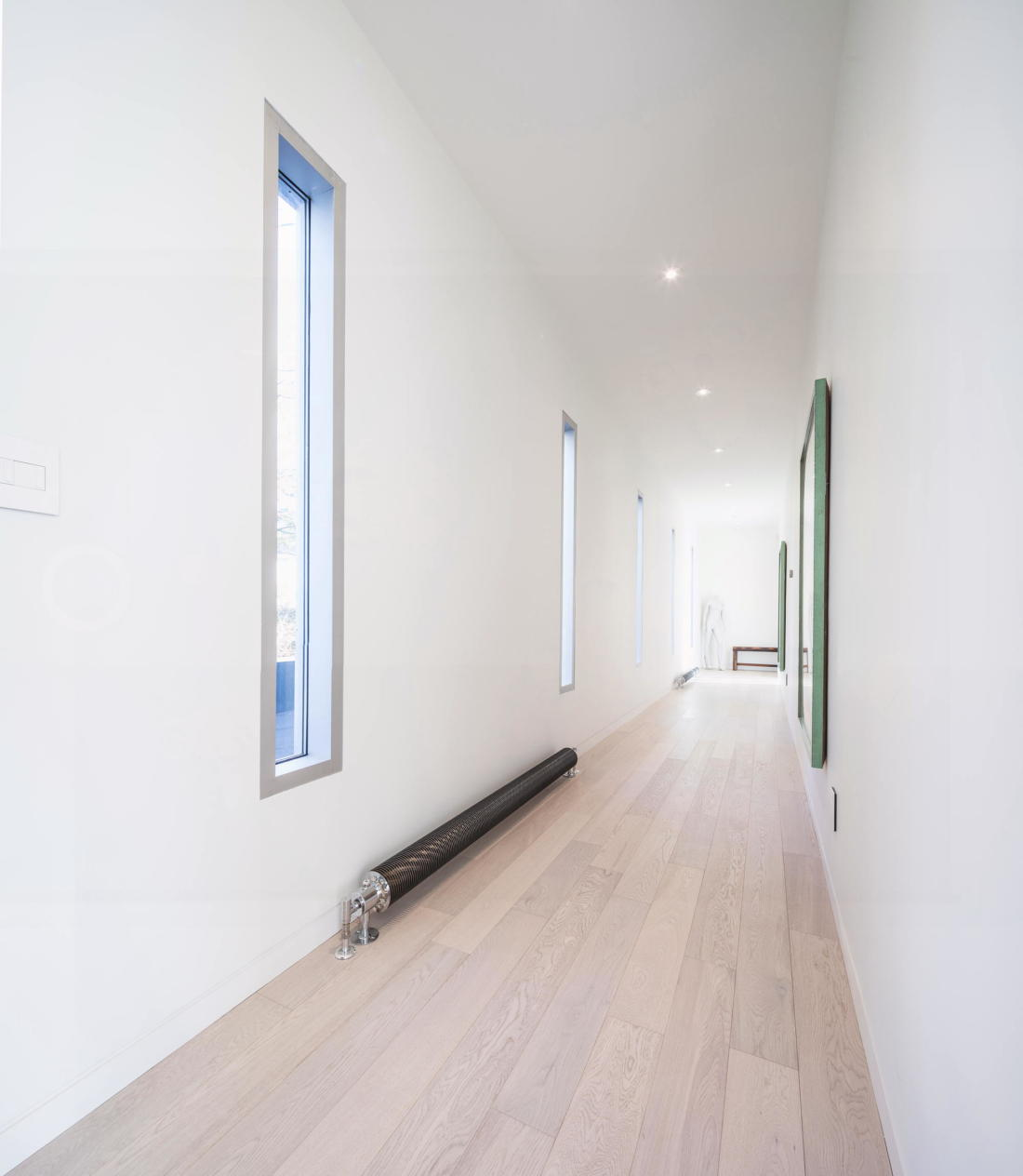 Вилла Webster Terrace – открытое пространство от студии TEAL 11
