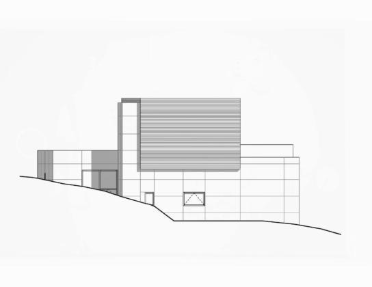 Вилла Webster Terrace – открытое пространство от студии TEAL 19