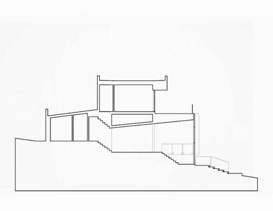 Вилла Webster Terrace – открытое пространство от студии TEAL 20
