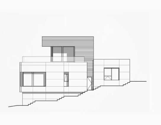 Вилла Webster Terrace – открытое пространство от студии TEAL 21