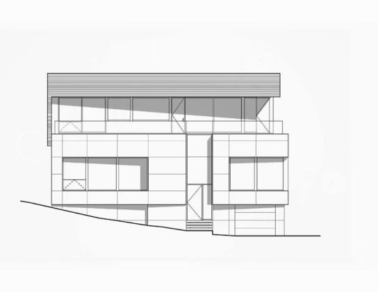 Вилла Webster Terrace – открытое пространство от студии TEAL 22