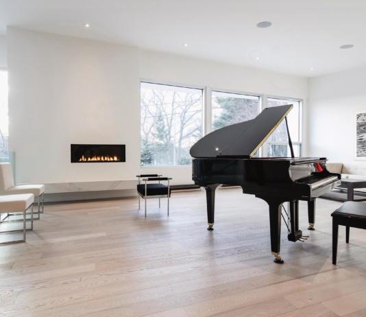 Вилла Webster Terrace – открытое пространство от студии TEAL 5