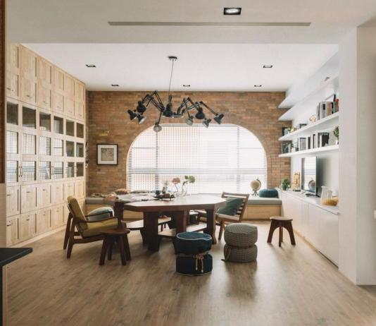 Дом The Bridge – проект Тайваньской студии HAO Design 1