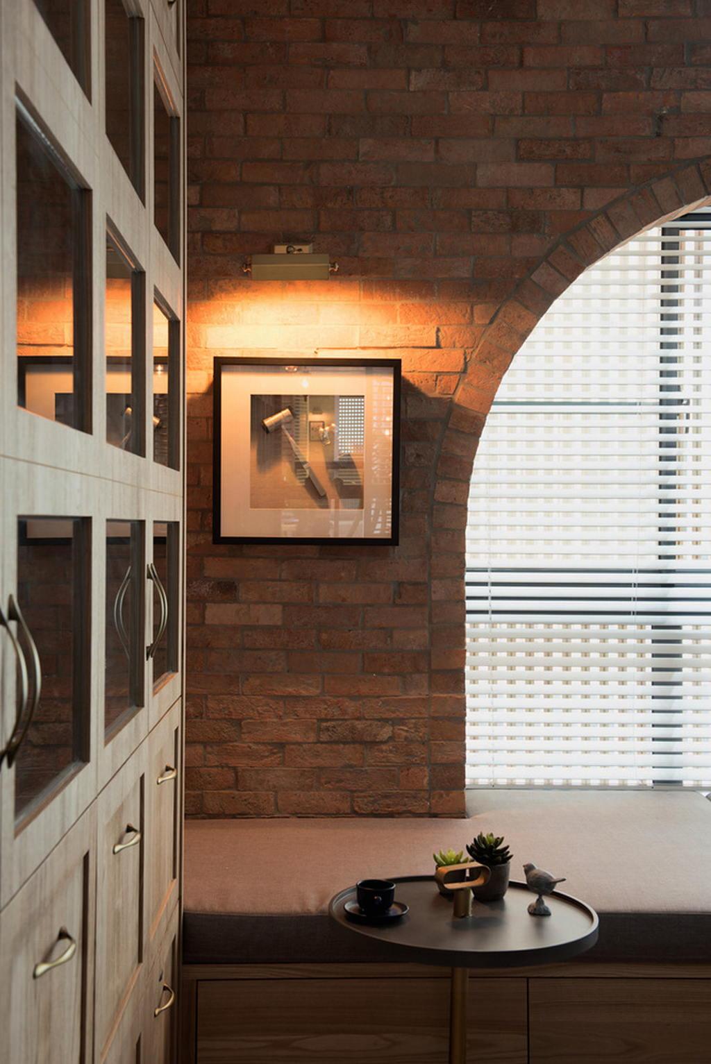 Дом The Bridge – проект Тайваньской студии HAO Design 13