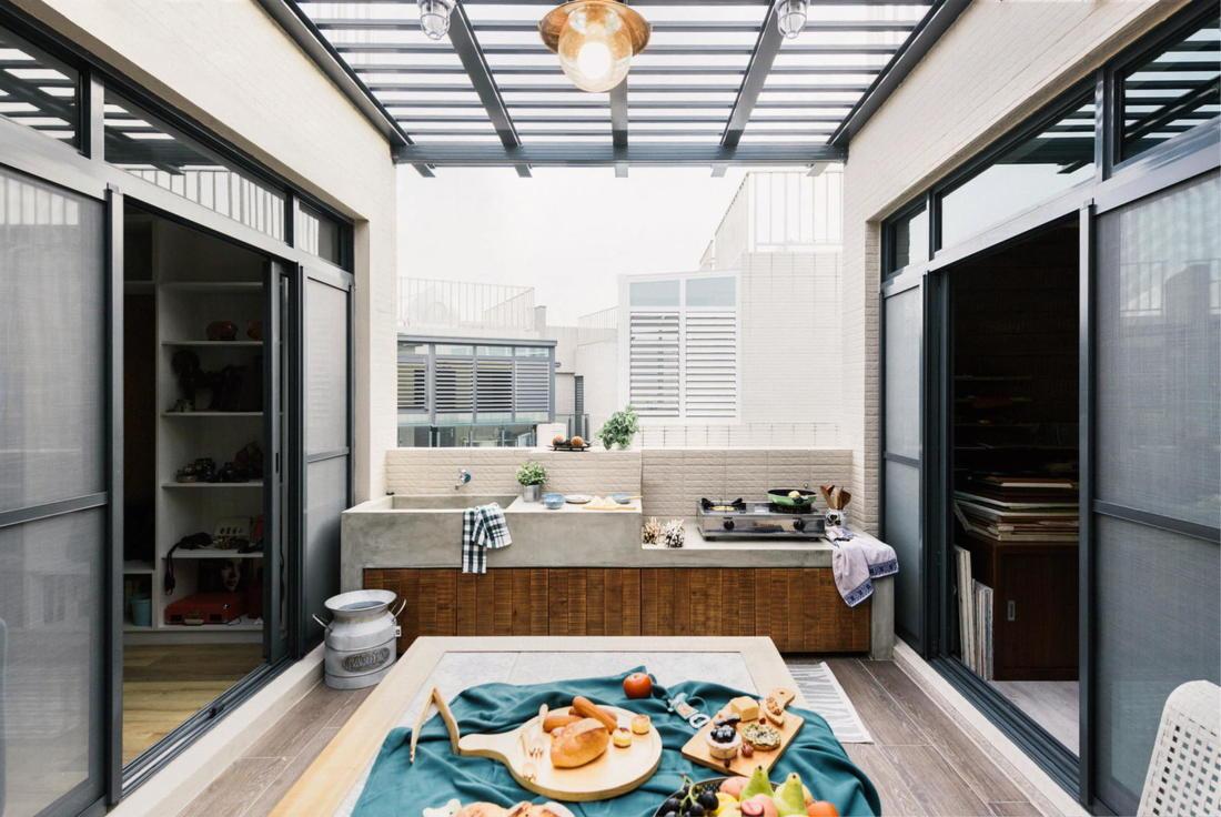 Дом The Bridge – проект Тайваньской студии HAO Design 14