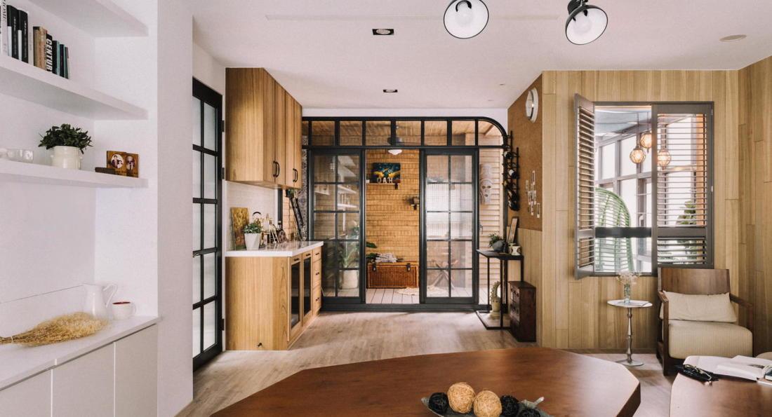 Дом The Bridge – проект Тайваньской студии HAO Design 2