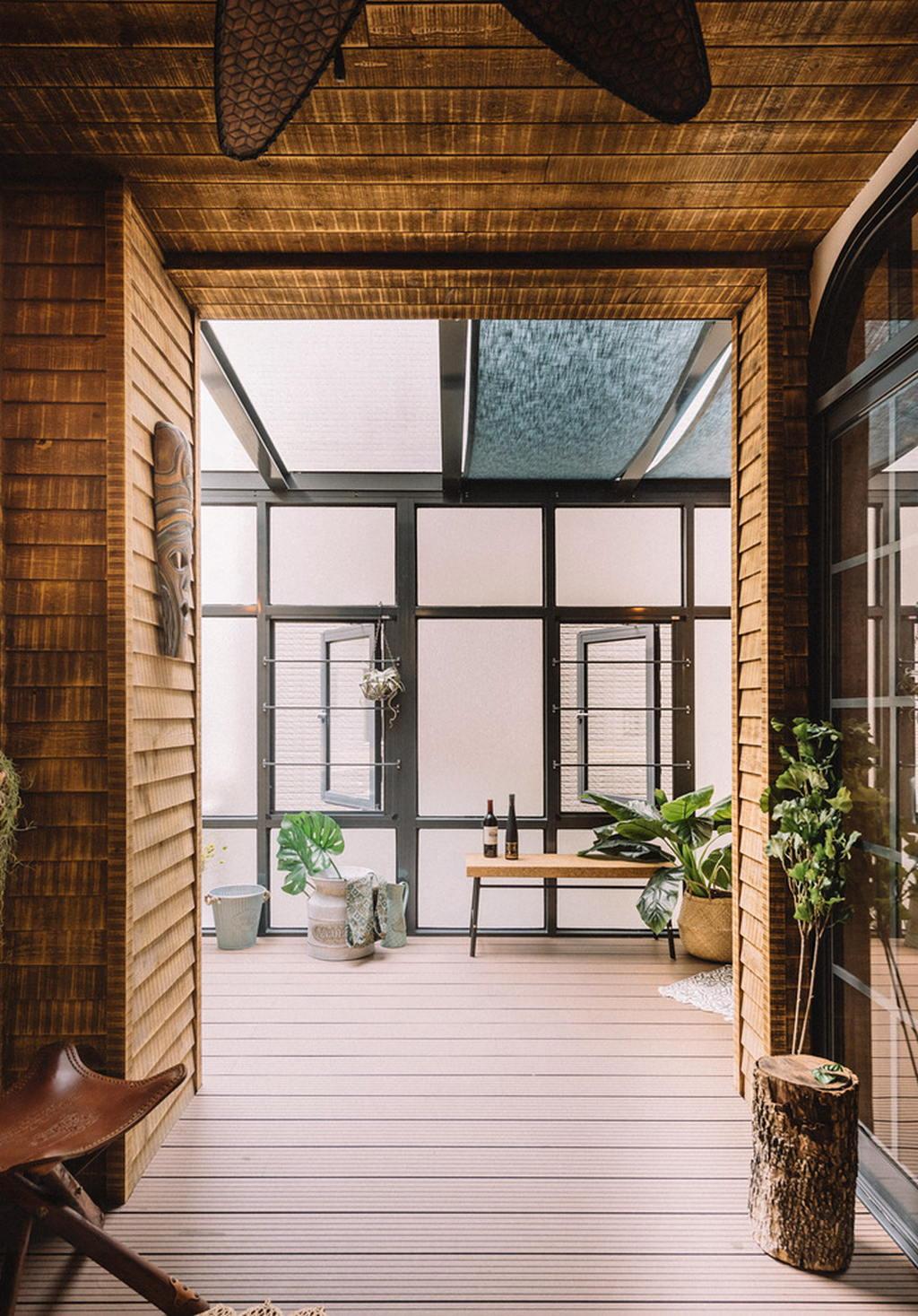 Дом The Bridge – проект Тайваньской студии HAO Design 25