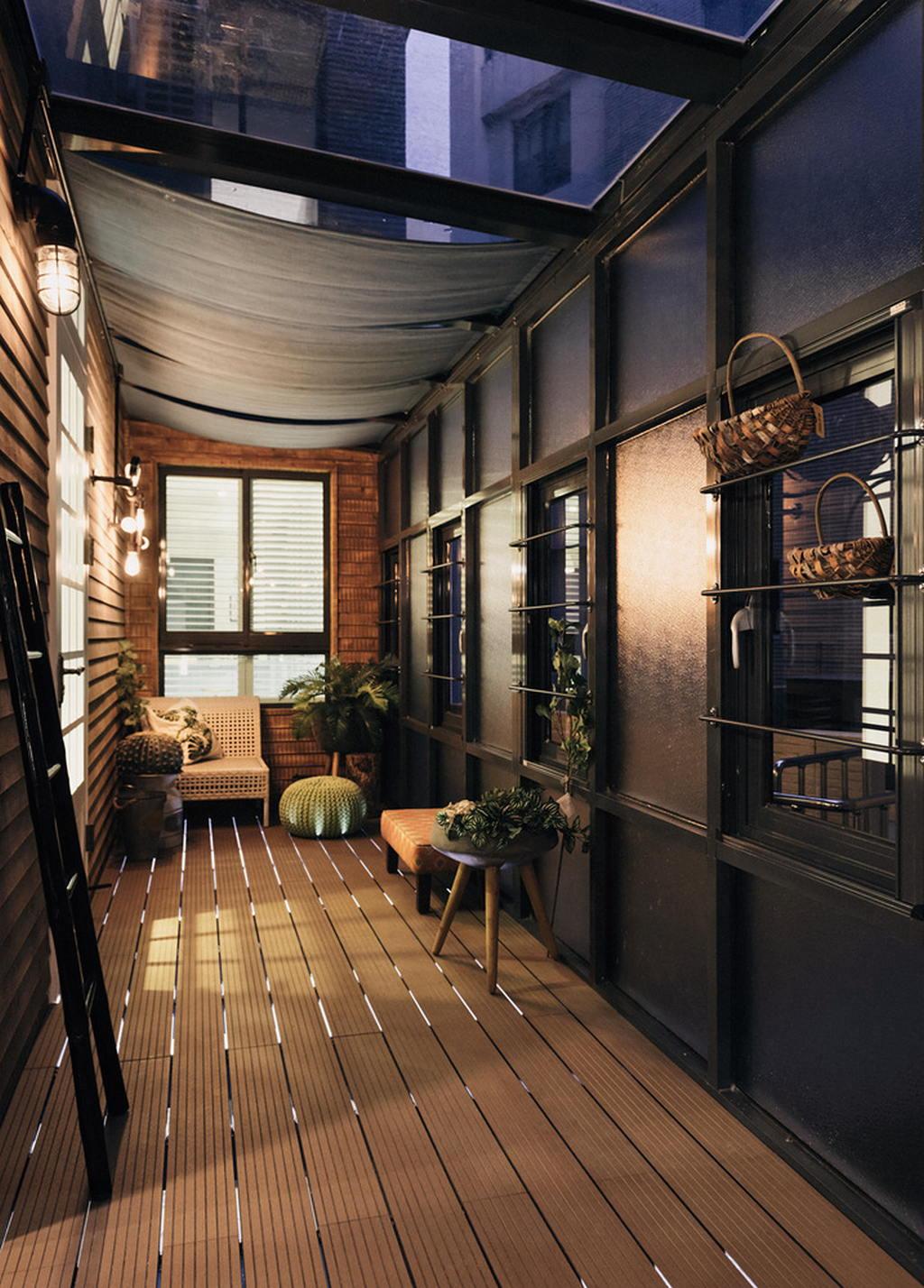 Дом The Bridge – проект Тайваньской студии HAO Design 34