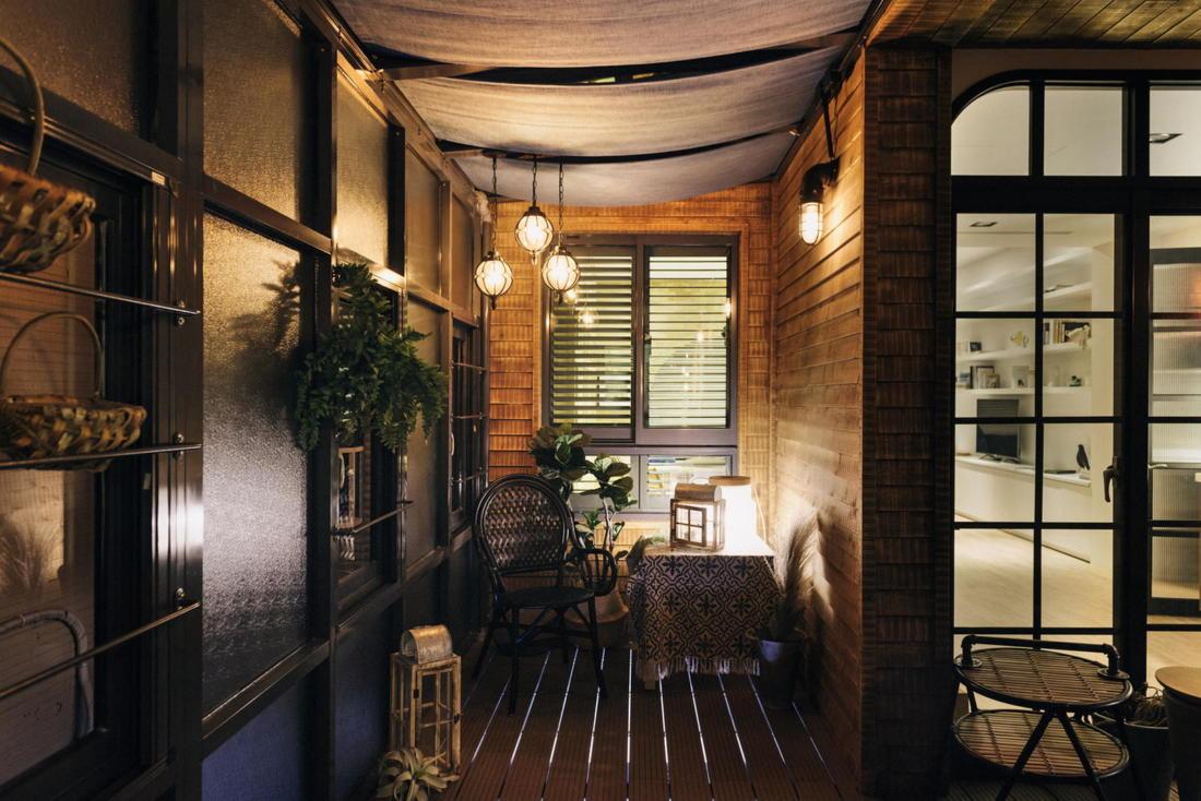 Дом The Bridge – проект Тайваньской студии HAO Design 36
