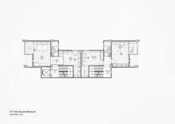 Дом The Bridge – проект Тайваньской студии HAO Design 41