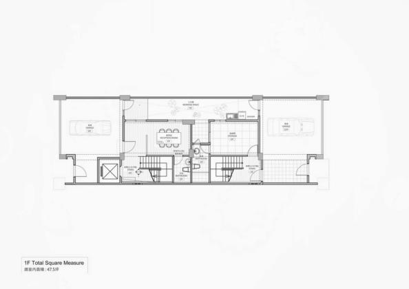 Дом The Bridge – проект Тайваньской студии HAO Design 42