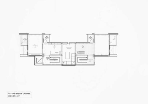 Дом The Bridge – проект Тайваньской студии HAO Design 43