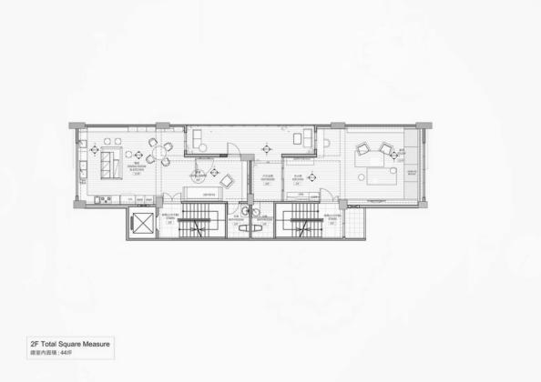 Дом The Bridge – проект Тайваньской студии HAO Design 44