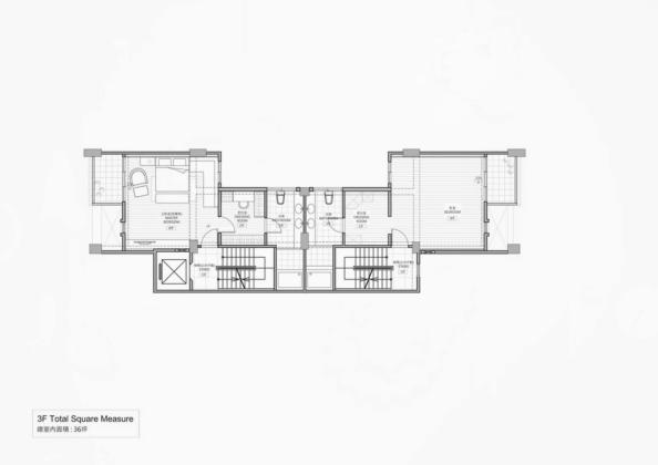 Дом The Bridge – проект Тайваньской студии HAO Design 45