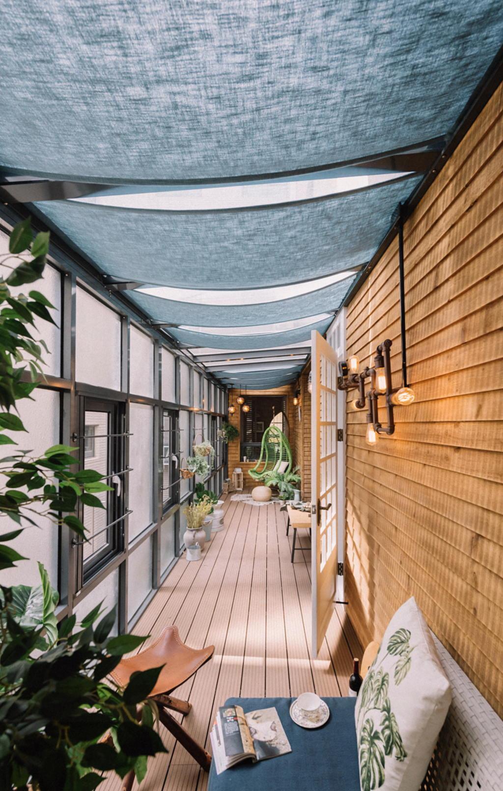 Дом The Bridge – проект Тайваньской студии HAO Design 6