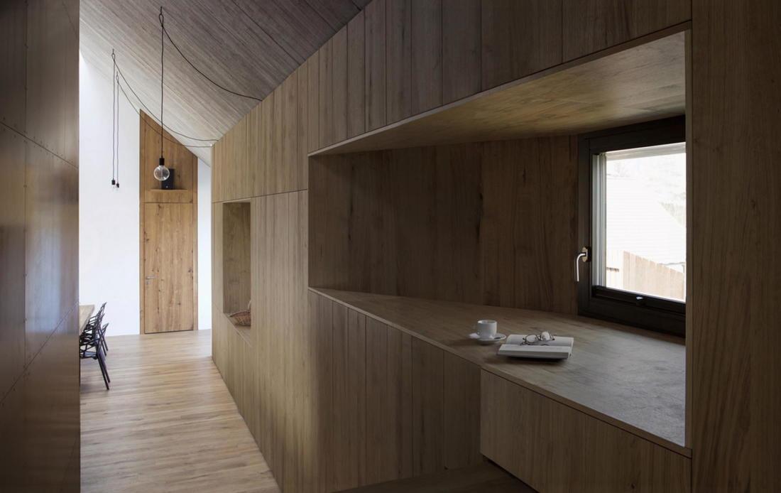 Дом-дымоход в Словении от студии Dekleva Gregoric 18