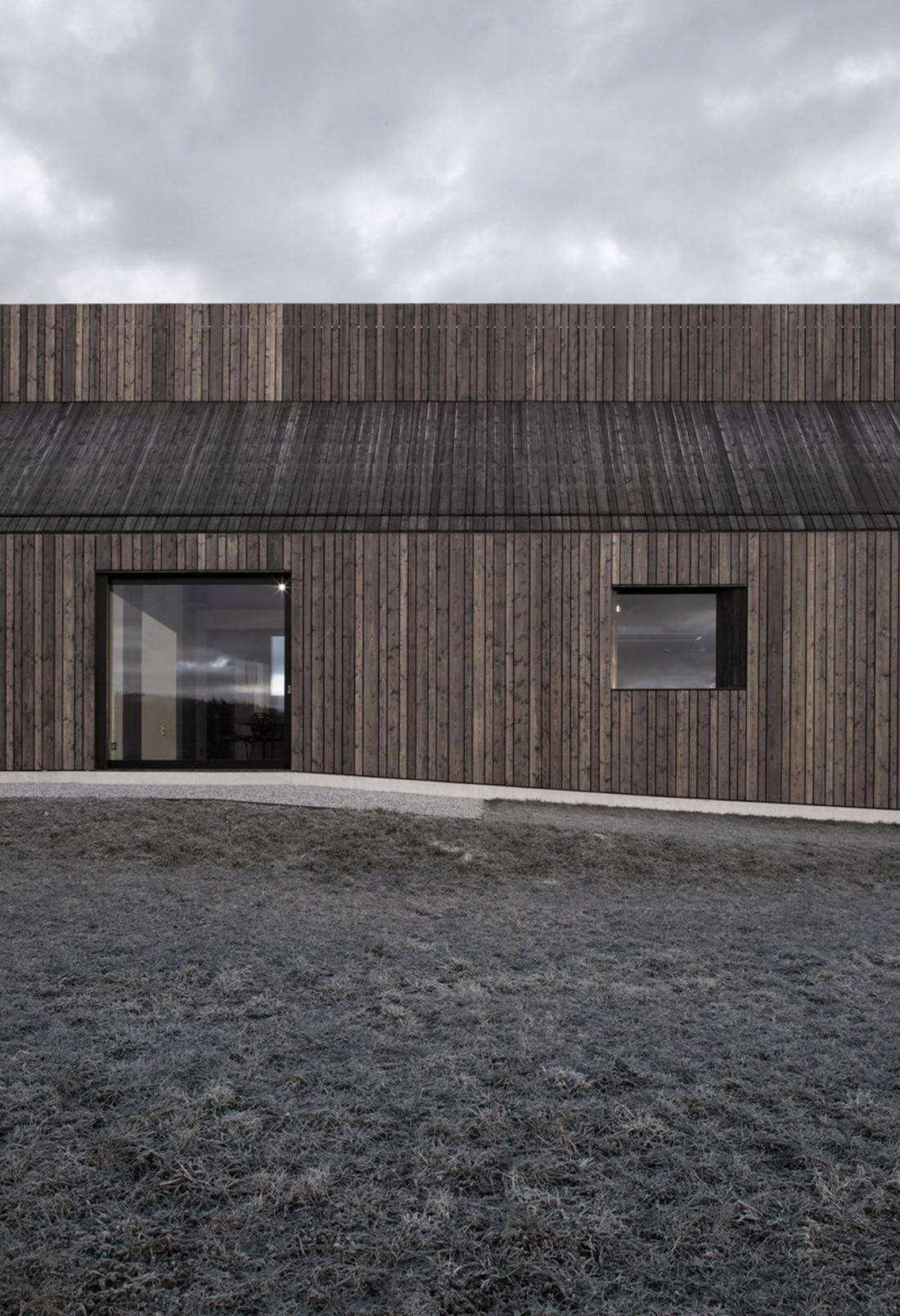 Дом-дымоход в Словении от студии Dekleva Gregoric 21