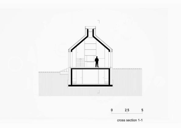 Дом-дымоход в Словении от студии Dekleva Gregoric 26